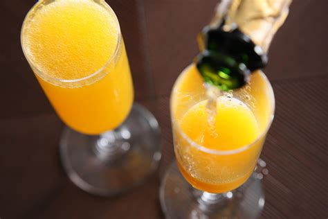mimosa recipes what your brunch drink says about you