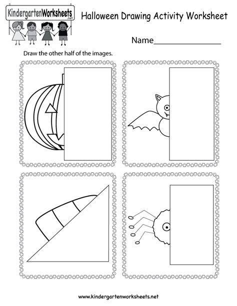 draw kindergarten worksheets coloring pages