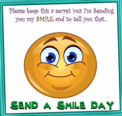 Smile Secret Keep Send Cards Card Ecards