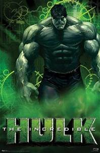 The Hulk Poster at Posters2Prints.com