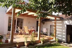 übergang Terrasse Garten : die 25 besten dachkonstruktion ideen auf pinterest terrassendach schatten struktur und ~ Markanthonyermac.com Haus und Dekorationen