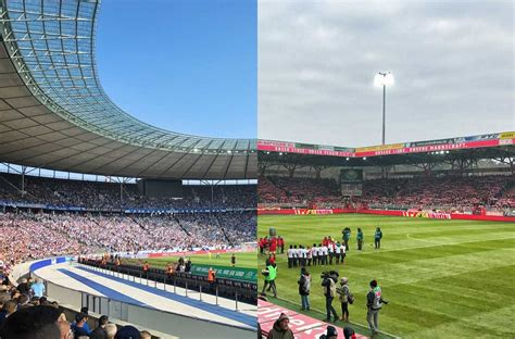 You'll find everything you need to know about our club, players and matches, all conveniently in one place. Hertha BSC und Union Berlin - Vereint in der Feindschaft ...