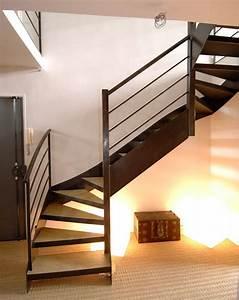 Escalier 4 Marches : 302 best images about un escalier pour votre mezzanine on pinterest ~ Melissatoandfro.com Idées de Décoration