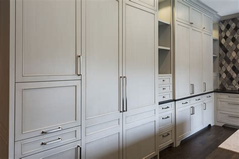 Cabinets Paint Grade by Custom Cabinets At Glenview Haus Chicago Il