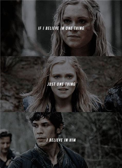 The 100 Quotes 25 Best Ideas About The 100 Tv Series On The