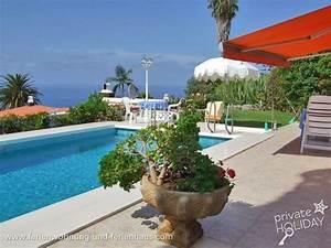 Bungalow Mit Pool : bungalow mit pool und terrassen direkt am meer in la victoria im norden von teneriffa ~ Frokenaadalensverden.com Haus und Dekorationen