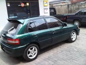 1998 Toyota Starlet 1.3 SE-G EP82 – GARASI 64