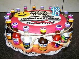 Robby's Torte zum 18 Geburtstag Rezept kochbar de
