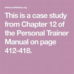 Case Study 1  Sharon