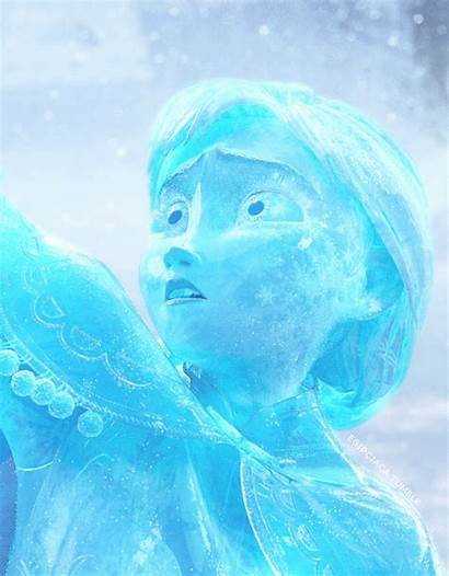Disney Frozen Anna Princess Gifs Elsa Freeze