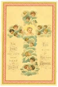 Victorian Religious Clip Art