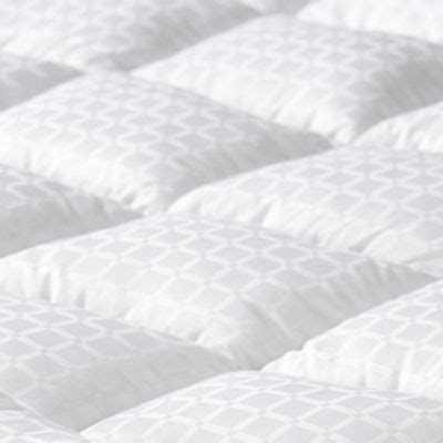 cuddlebed mattress topper home accents 174 cuddlebed 2 0 mattress pad belk