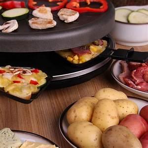 Appareil Raclette Pierrade : raclette crepiere ~ Premium-room.com Idées de Décoration
