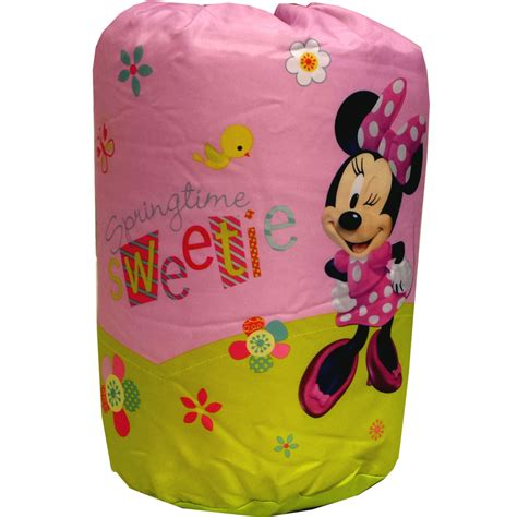Minnie Mouse Bed In A Bag by Minniespring Slmbrbag 1200g Jpg