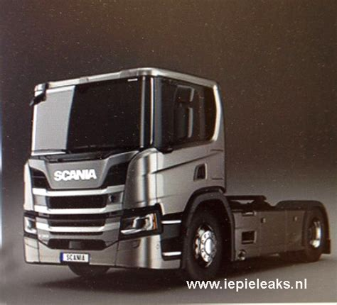 scania p cab  ready  launch iepieleaks