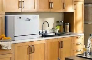 mini lave vaisselle le compact dans la cuisine