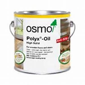 huile cire antiderapante semi mat osmo 25l 3088 l39ame With osmo huile parquet