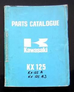 Kawasaki Kx125 1973