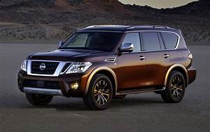 Nissan Armada Platinum  2017  Wallpapers And Hd Images