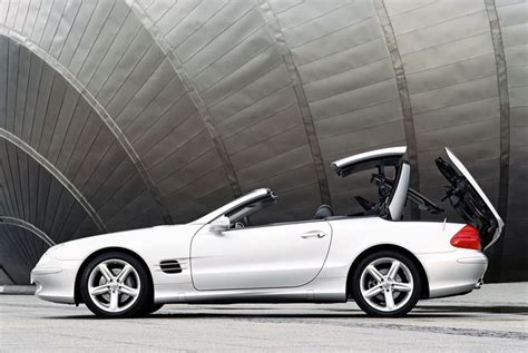 Review Mercedes Sl Class by Review Mercedes R230 Sl Class 2002 12