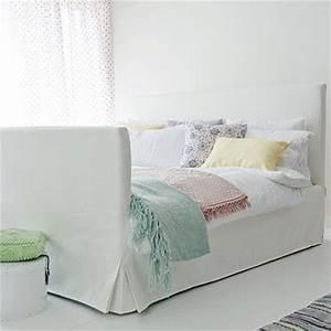 Ikea Tour De Lit : 14 cache sommiers pour relooker votre lit ikea tour de lit beds and diy and crafts ~ Teatrodelosmanantiales.com Idées de Décoration