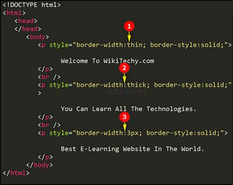 css border css learn   seconds  microsoft mvp awarded wikitechy