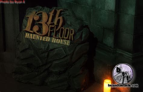 13 floors haunted house chicago il the thrills 13th floor haunted house chicago
