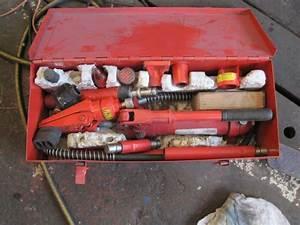 Clarke Strong Arm 4 Ton Body Repair Kit