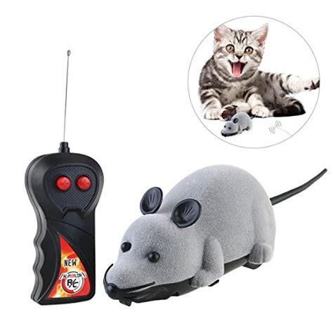 electronic remote control mini mouse cat toy simulaton