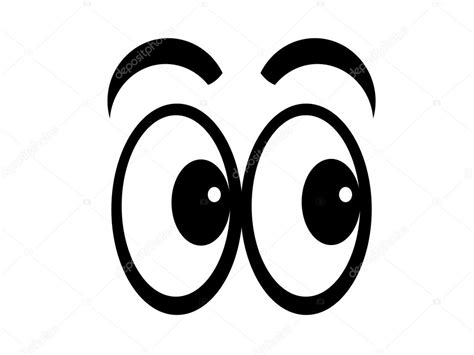 Cartoon Eyes Clip Art