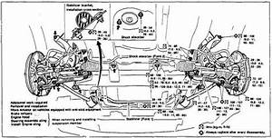 1995 Ford Aerostar Front Suspension