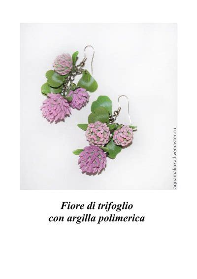 fiori di trifoglio fiore di trifoglio libri schemi e corsi schemi e