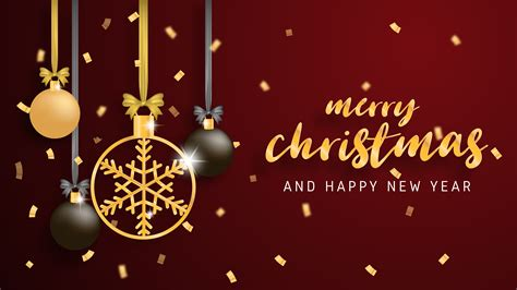 Find & download free graphic resources for merry christmas and happy new year. Merry Christmas and Happy new year greeting card in paper ...