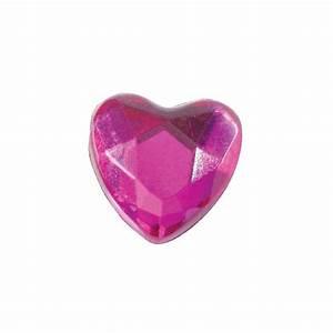 Petit Coeur Diamant 12 unités