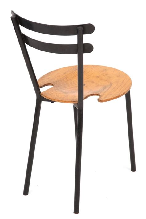 stackable metal oak dining chairs modern furniture