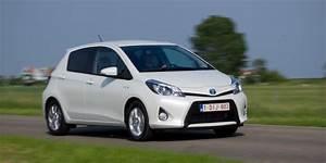 Toyota Yaris Hybride Chic : essai toyota yaris hybride ~ Gottalentnigeria.com Avis de Voitures