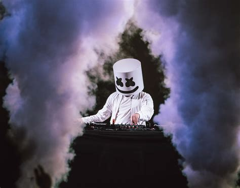 Marshmello Music Festival 2017, Hd Music, 4k Wallpapers, Images, Backgrounds, Photos And Pictures