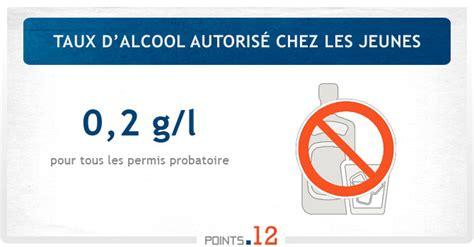 alcool conducteur taux d alcool chez les jeunes conducteurs points12