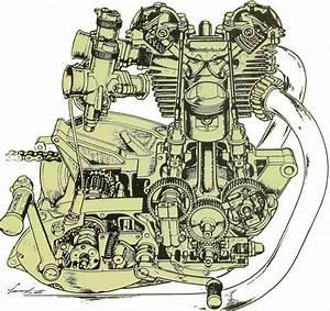 Triumph Twin Engine