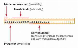 Iban Berechnen Postbank : iban berweisung pr fziffer bank zahlungsverkehr ~ Themetempest.com Abrechnung