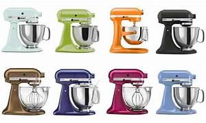 Kitchenaid Mixer Colors Chart Kitchenaid Giveaway Vindulge