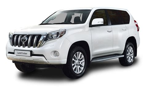 Toyota Land Cruiser Backgrounds by Toyota Land Cruiser White Car Png Image Purepng Free
