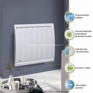 Radiateur Electrique Meilleur Marque : radiateur chaleur douce pas cher ~ Premium-room.com Idées de Décoration
