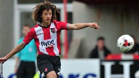 Ethan Ampadu: Exeter City youngster included in Wales ...