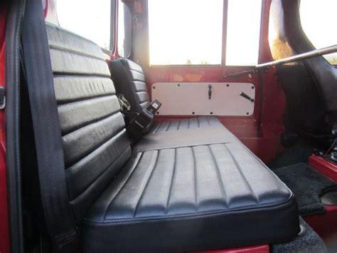 mercedes benz unimog  doka diesel  door pickup