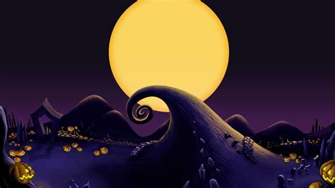 Background High Resolution Nightmare Before Wallpaper by Nightmare Before Wallpaper Free Nightmare