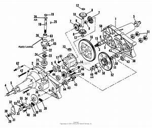 Allison 1000 Transmission Parts Diagram