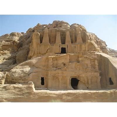 Travel Trip Journey: Petra Jordan