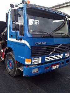 Used Volvo Fl10 Crane Trucks Year  1995 Price   18 533 For