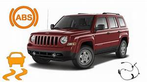2012 Jeep Patriot Abs Wheel Speed Sensor Replacement